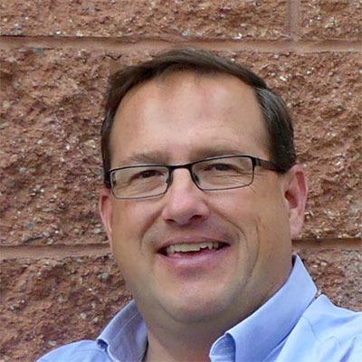 Doug Strong headshot