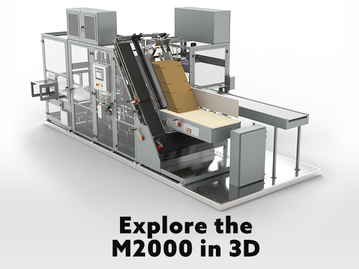 M2000 Side Load Case Packer 3D