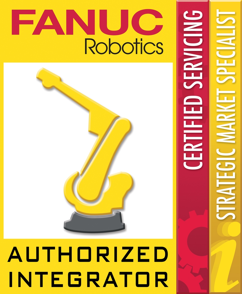Brenton is a FANUC Robotics Authorized Integrator