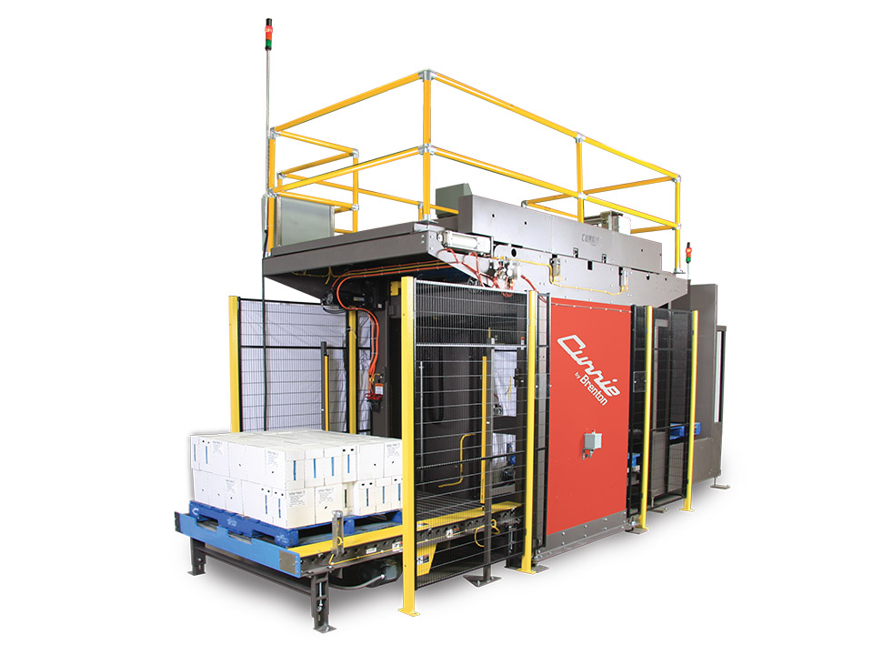 HL Series High Speed - High Level Infeed Palletizer - Conventional Palletizers