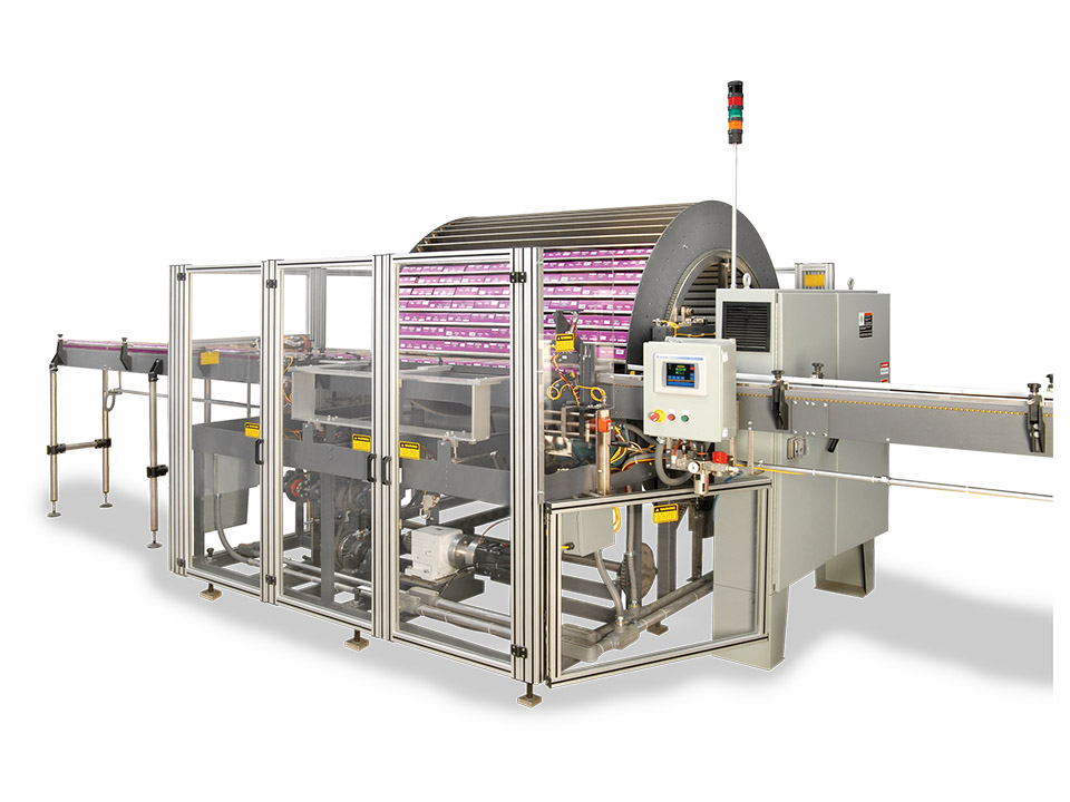 Rotary Accumulator - Series 5 - Case Packer Add-Ons